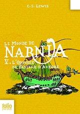 """Afficher """"Le Monde de Narnia - Tome 5 : L'odyssée du passeur d'aurore"""""""